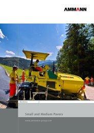 Brochure for download - Ammann Group