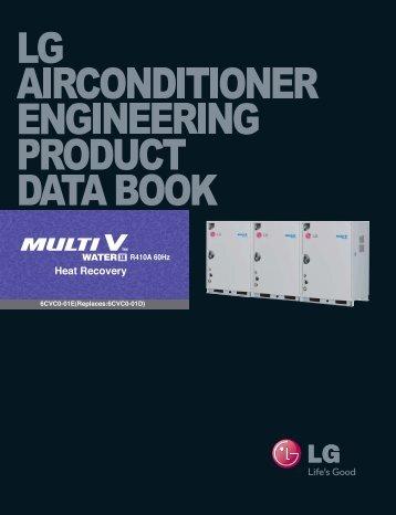 Heat Recovery - LG HVAC VRF Systems