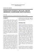 Source Rock Potential and Algal - Matter Abundance ... - MISA - Page 4