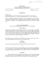 Rozhodnutí komise