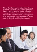 Brochure Swiss Life comme employeur - Page 4