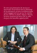 Brochure Swiss Life comme employeur - Page 7
