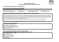 Equalities Impact Assessment Form - Retinal Screening