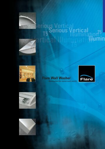 Flare Wall Washer - Mark Herring Lighting