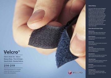 Velcro® - NMBS