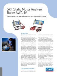 Baker AWA-IV Brochure - EIS