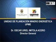 titulo 40 puntos - Unidad de Planeación Minero Energética, UPME