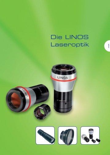 Die LINOS Laseroptik - Qioptiq Q-Shop