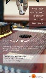 STRANGE ATTRACTOR - Crawford Art Gallery
