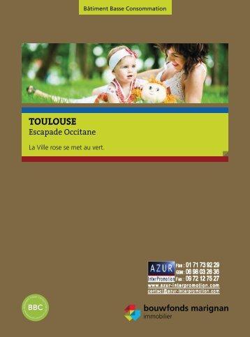 31 Toulouse - Escapade Occitane - Azur InterPromotion