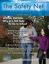 Why it is Still Safe to Go to School - Safe Havens International