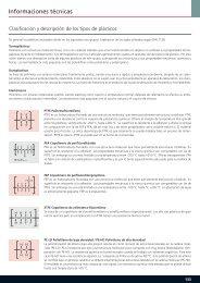 Clasificación y descripción de los tipos - VITLAB