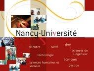 Retour d'expérience - Comité Réseau des Universités