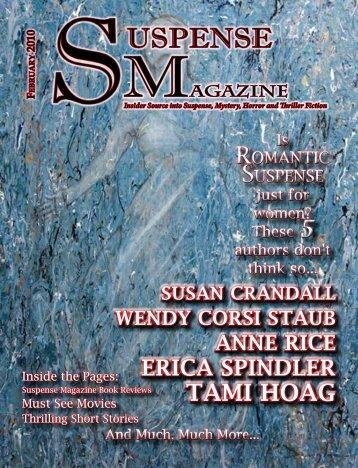 Tami Hoag - Suspense Magazine
