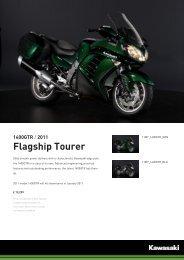1400GTR / 2011 Flagship Tourer