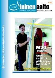 M20 M20 - Sininauhaliitto