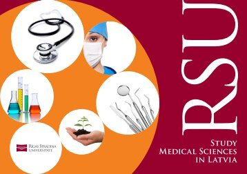 Study Medical Sciences in Latvia