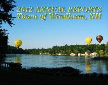 Untitled - Town of Windham