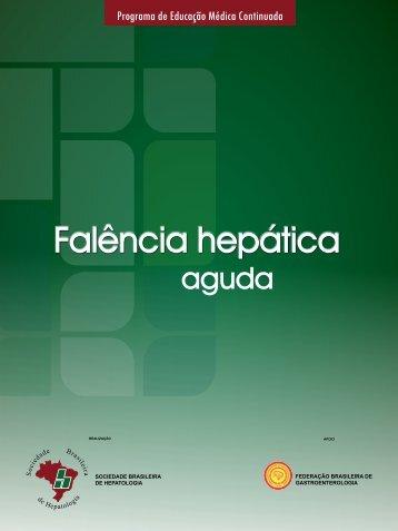 Falência hepática - Sociedade Brasileira de Hepatologia