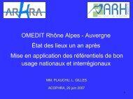 OMEDIT Rhône Alpes - ADIPh