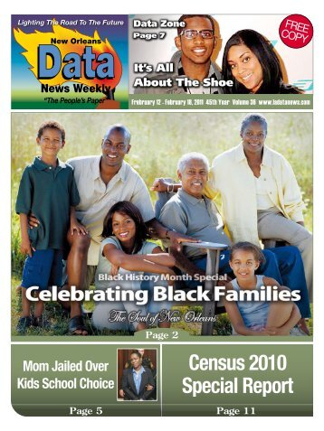 Census 2010 Special Report