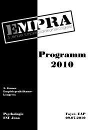 Programmheft_10 neu - Friedrich-Schiller-Universität Jena