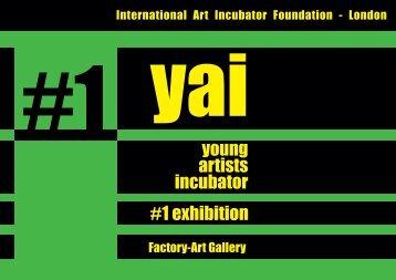 International Art Incubator Foundation - Factory-Art