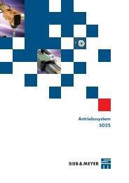 Antriebssystem SD2S - Der smarte Antriebsverstärker - K Magazin