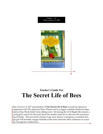 The Secret Life of Bees - Armchair Patriot