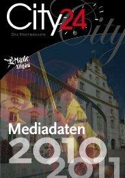 Mediadaten - City 24 Stadtmagazin Kempten, Kaufbeuren
