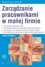 Zarządzanie pracownikami w małej firmie - Structum