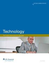 Technology - LPL Financial