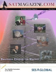 June 2004 - SatMagazine