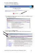 Using Write-N-Cite to create citations and a bibliography in Word - Page 4