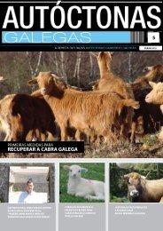 RECUPERAR A CABRA GALEGA - Transmedia 2009