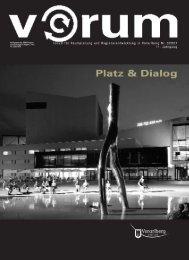 Platz & Dialog - Vorarlberg