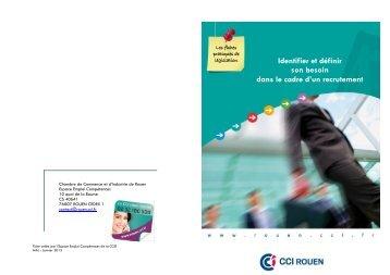 Identifier et définir son besoin dans le cadre d'un ... - (CCI) de Rouen