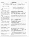 Pathways Volume 10, No. 1 Spring 2002 - Michigan Tech Tribal ... - Page 5