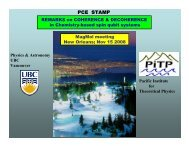 slides - PiTP