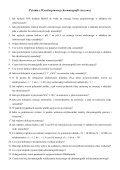 Pytania magisterskie, z wykladow, do cwiczen z elektrochemii i ... - Page 3