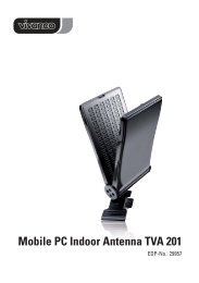 Mobile PC Indoor Antenna TVA 201