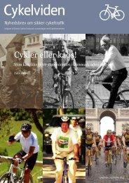 Invitation - Cykelkonference 2011 - Cykelviden