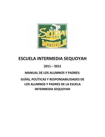 ESCUELA INTERMEDIA SEQUOYAH - DeKalb County Schools