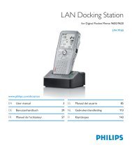 LAN Docking Station - DictationWarehouse.com