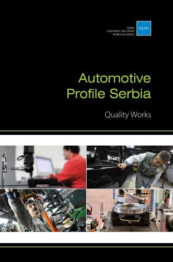 Automotive Profile Serbia - Siepa