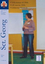 Sct. Georg 1/2006 - Sct. Georgs Gilderne