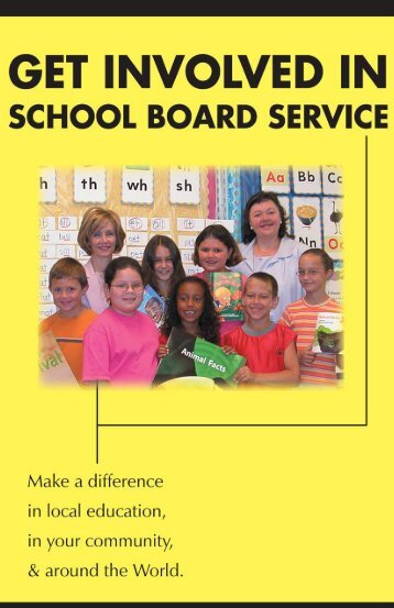 School Board Service - Washington County, MD Public Schools