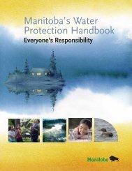 Manitoba's Water Protection Handbook - Government of Manitoba