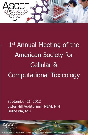 Notes - ASCCT American Society for Cellular and Computational ...