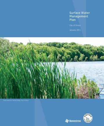 Surface Water Management Plan